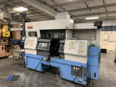 Used 2001 Mazak Dt20 Turning Center