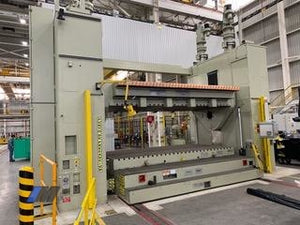 Used 2001 Schuler Die Spotting Press