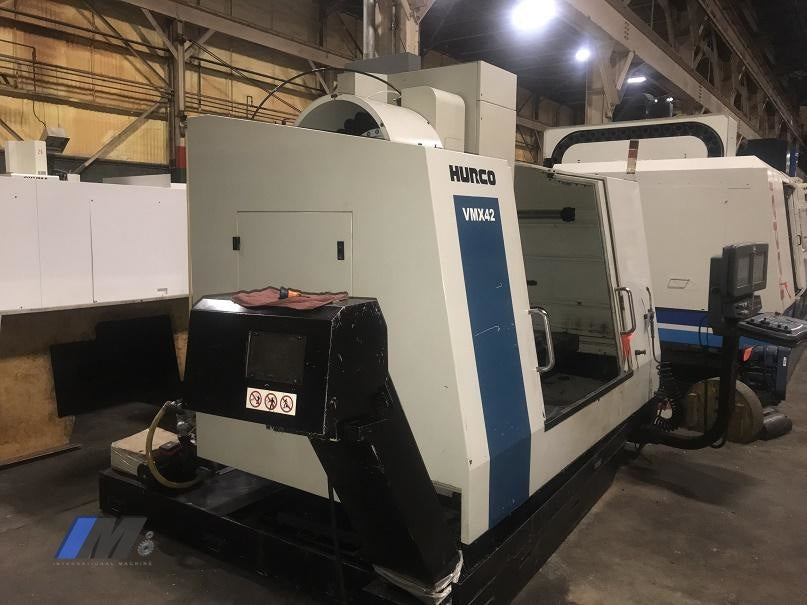 Used 2004 Hurco VMX42  (Upgraded to WInmax 9)