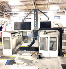 Used 2004 Parpas Omnia 43 5 Axis Machining Center