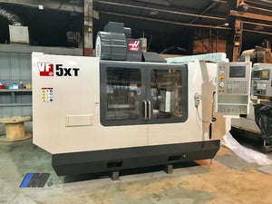 Used 2005 Haas Model Vf5 B /40 Xt Vertical Machining Center
