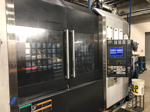 Used 2007 Mori Seiki Nt4250 Turning Center