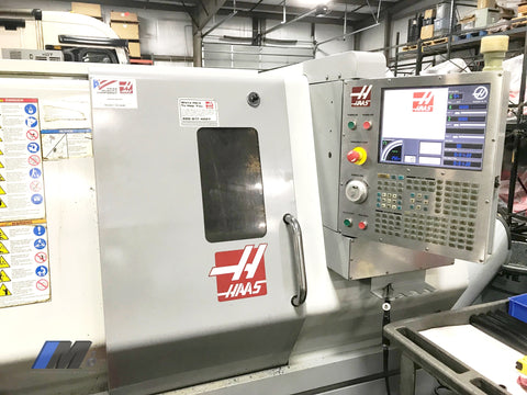 Used 2008 Haas Sl 20 Turning Center