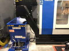 Used 2008 Hurco VMX-30 4th Axis