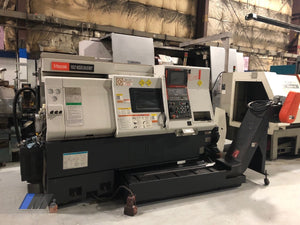 Used 2008 Mazak Qtn 250-Ii Msy Turning Center