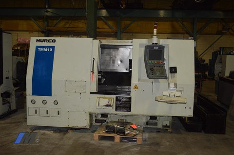 Used 2010 Hurco Tmm-10 Turning Center