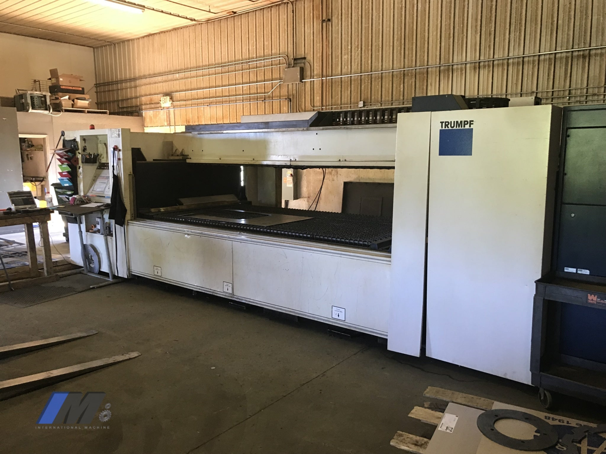 Used 2010 Trumpf True Laser 1030