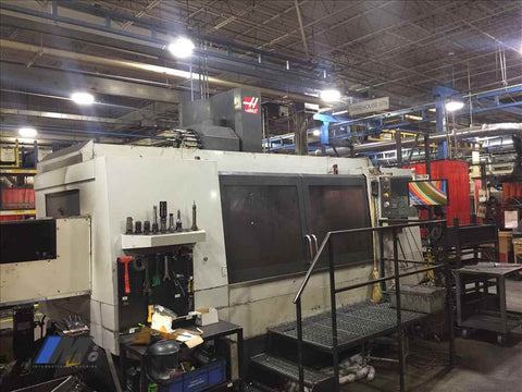 Used 2011 Haas Vf-9 Vertical Machining Center