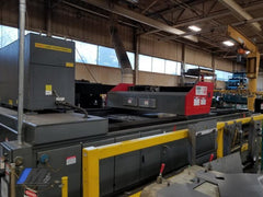 Used 2012 Cincinnati CL 840 4000 Watt Laser