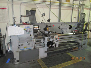 Used 2012 Lion Engine Lathe