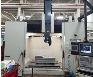 Used 2012 Parpas Diamond 5-Axis Linear Vertical Machining Center