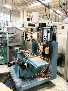 Used 2014 Southwest Trak Dpm5 Cnc Mill Vertical