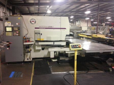Used 22 Ton 2003 Murata Wiedemann #motorum-2048-Lt Press