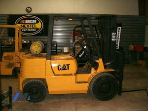 Used Caterpillar Forklifts Hilo