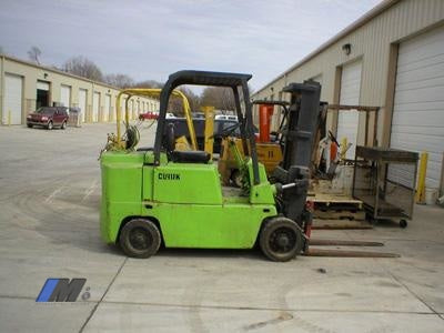 Used Clark Forklifts Hilo