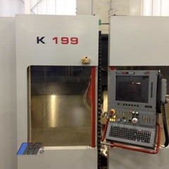 Used Fidia K199 5 Axis CNC Machining Center (2007)