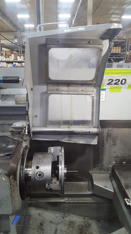 Used Haas Tl-1 Turning Center