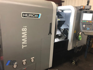 Used Hurco Tm 8 Turning Center