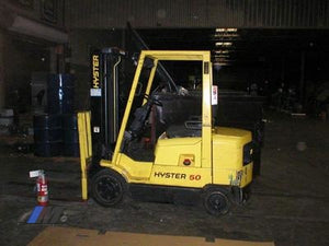Used Hyster Forklifts Hilo