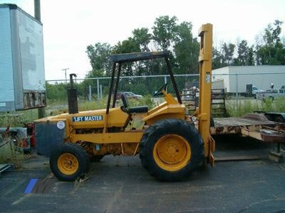 Used Lift Master Forklifts Hilo