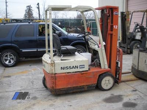 Used Nissan Forklifts Hilo