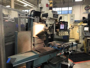 Used Southwest Trak Dpm5 Cnc Mill Vertical