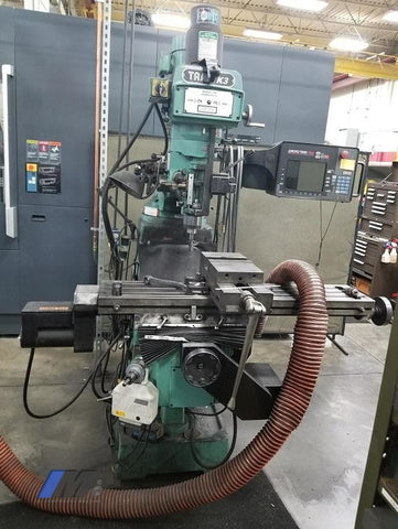 Used Southwestern Industries K-3 Vertical Mill