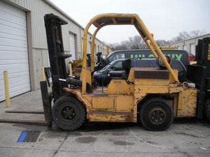 Used Taylor Forklifts Hilo