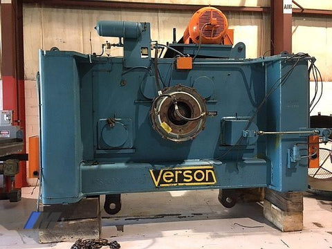 Verson 600 Ton Straight Side Eccentric Geared Mechanical Press