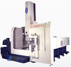 "YOUJI-1600 63"" CNC VTL WITH LIVE MILLING"
