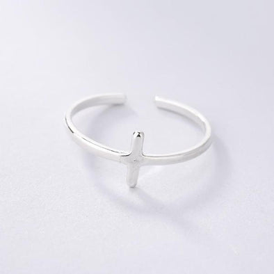 Simple Cross Ring