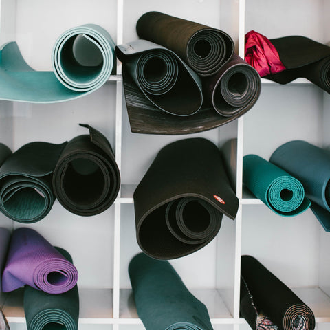 Having a yoga mat is important for keeping you from slipping during the exercise, and can also provide padding, making it more comfortable than standing directly on a hard surface.