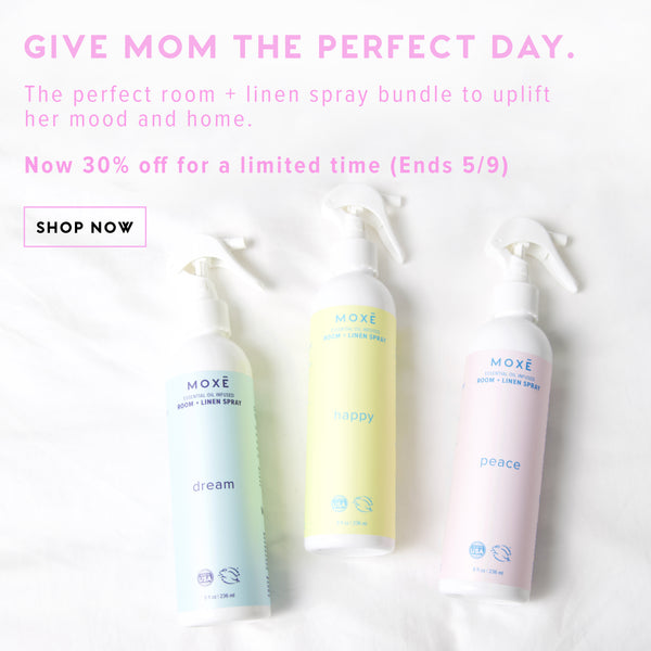moxe Mother's Day gift bundle
