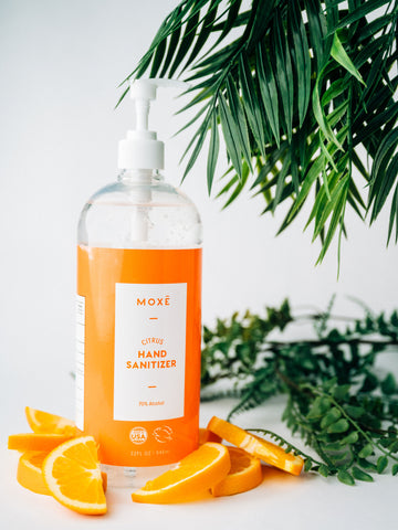 MOXE Citrus Hand Sanitizer