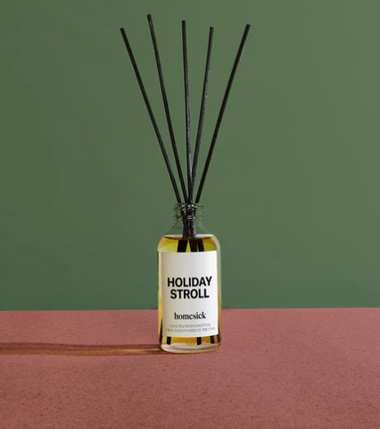 Homesick Holiday Stroll Reed Diffuser