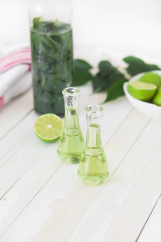 Lime oil is great for uplifting your mood and promoting positive emotions.