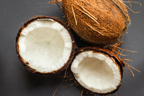 coconut oil for moxe hand soap