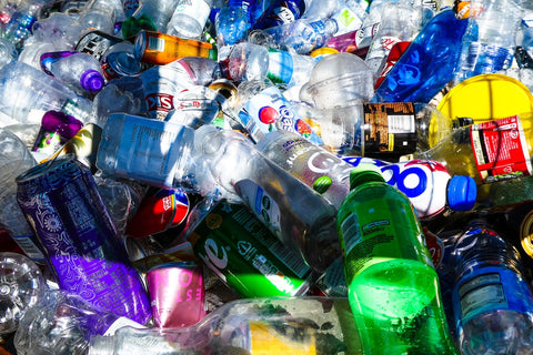 recyclable plastic bottles for earth friendly products