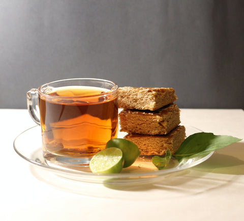 earl grey tea with bergamot for anxiety relief