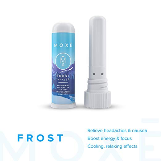 MOXE Frost - Energizing Aromatherapy Nasal Inhaler