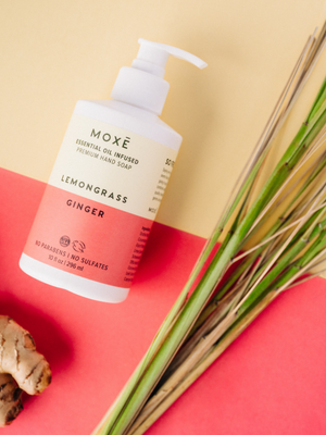 MOXE Lemongrass Ginger Hand Soap