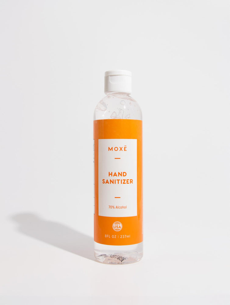 Load image into Gallery viewer, MOXĒ 8 oz Unscented Hand Sanitizer