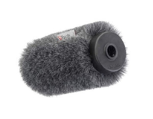 Rycote Softie Front Only 10cm Short Hair Standard Hole