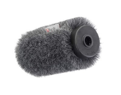 Rycote Softie Front Only 14cm Short Hair Large Hole