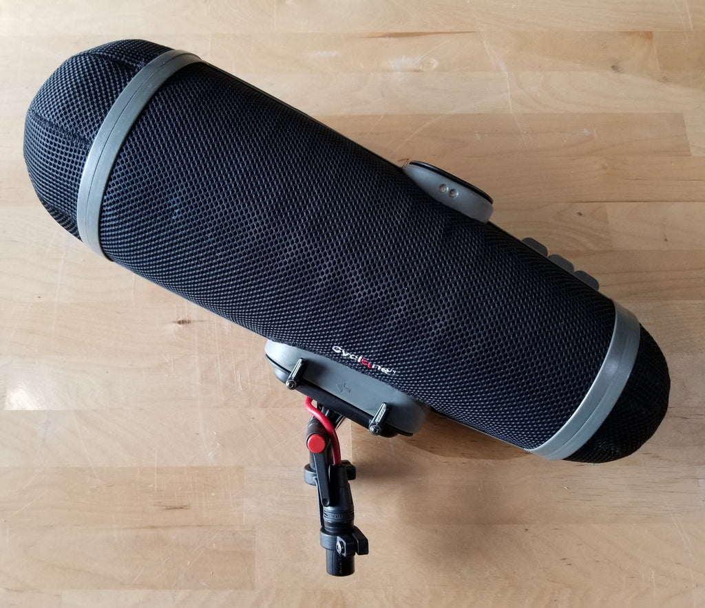 Used Rycote Cyclone Windshield Kit (Large)