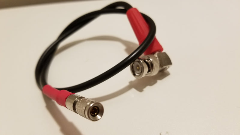 DIN 1.0/2.3 to BNC Male Adapter Cable (B-STOCK)