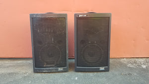 Used Anchor Liberty MPA 4500 Portable PA speakers