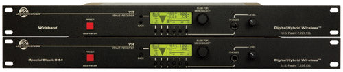 Lectrosonics VR Venue Receiver Master (VRM) for VRT or VRS Receiver