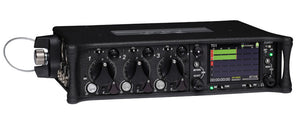 Sound Devices 633 6-Input Field Production Mixer and Digital Recorder
