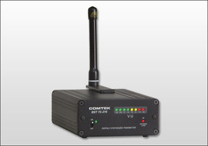 COMTEK BST 75-216 CWN (Narrow band) Programable mini base station transmitter with Communications EQ